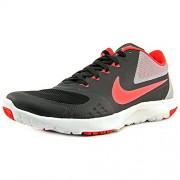 Nike Men's Fs Lite Trainer II Black,Hot Lava,Wolf Grey,Daring Red Outdoor Multisport Training Shoes -11 UK/India (46 EU)(12 US)