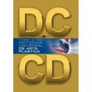 Dictionar universal de arta plastica contine CD