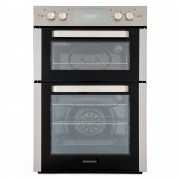 Hoover HO9D3120IN Double Built In Electric Oven - Stainless Steel