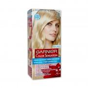 Vopsea de par Garnier Color Sensation 110 blond ultra diamant
