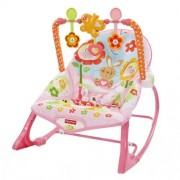 Fisher-Price Fisher Price Transat Y8184 Baby Rocker Pink
