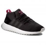 Pantofi adidas - Flb Mid W BY9640 Cblack/Cblack/Ftwwht