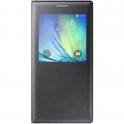 Samsung A7 S View Cover EF-CA700B, тъмносив