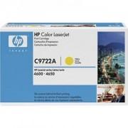 Тонер касета за Hewlett Packard CLJ 4600,4600dn, жълт (C9722A)