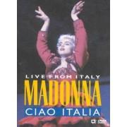 Madonna - Ciao Italia Live from Italy (0075993814125) (1 DVD)