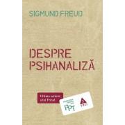 Despre psihanaliza. Ultima scriere a lui Freud (eBook)