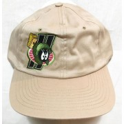 Looney Tunes Marvin The Martian UPS Cap Pet Beige