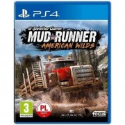 PS4 joc Spintires MUDRUNNER Ultimate Edition