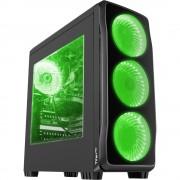 Carcasa gaming Genesis Titan 750 Green