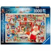 Ravensburger Puzzel Kerst Christmas Is Coming 1000 Stukjes