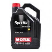 MOTUL SPECIFIC VW 505.01 - 502.00 - 505.00 5W-40 5L motorolaj