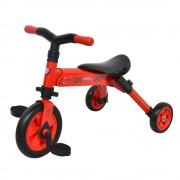 Tricicleta DHS 2 in 1 B-trike Rosu 335010120