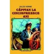 Capitan la cincisprezece ani ed.2014 - Jules Verne