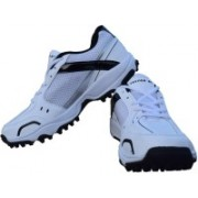 Vector Pro Speed RB Football Stud Running Shoes(White)