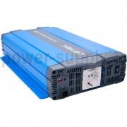 SP-2000-212 - Inverter Cotek 2000W - In 12V Out 220 VAC Onda Sinusoidale Pura