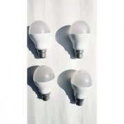 7 Watts LED Bulbs Combo Pack Of 4 High Quality
