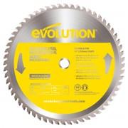 Disc pentru fierastrau circular, taiere inox Evolution EVO90BLADE-0521, O355 x 25.4 mm, 90 dinti