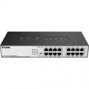 D-Link netwerk switch DGS-1016D