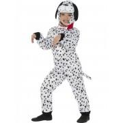 Vegaoo.se Liten Dalmatiner - Maskeraddräkt för barn - 130 - 143 cm (7 - 9 år)