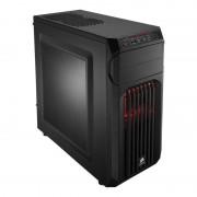 Carcasa Corsair Carbide SPEC-01 Red LED Black