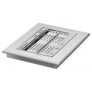 Fényszabályozó DALI x/e-touchPANEL 02 _luxCONTROL - Tridonic - 28000005
