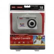 Xtreme Cámara digital Go Xtreme GX5100 plata 1 pza