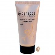 Benecos Natural Creamy Make-Up, 30 ml, Nude
