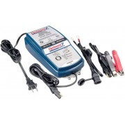 TecMate OptiMate 7 Select - Desulphating Battery Charger, Maintainer & Tester - 10A