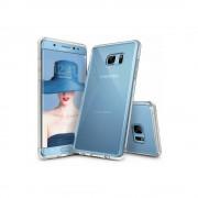 Husa Samsung Galaxy Note 7 Fan Edition Ringke AIR CRYSTAL VIEW + bonus folie Ringke Invisible Screen Defender