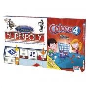 FALOMIR Juego De Mesa FALOMIR, Superpoly + Coloca 4