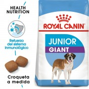 3,5kg Giant Junior Royal Canin pienso para perros