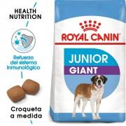 15kg Giant Junior Royal Canin pienso para perros