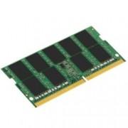 4GB DDR4 2400MHz, SO-DIMM, Kingston KVR24S17S6/4, 1.2V