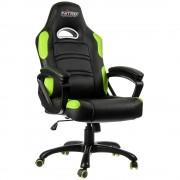 Nitro Concepts C80 Comfort Gaming Chair Black/Green NC-C80C-BG
