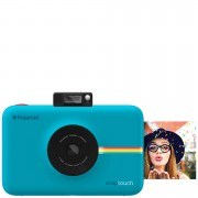 Polaroid Snap Touch Instant Digital Camera with LCD Touch Display - Blue