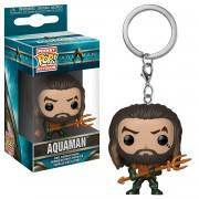 Funko POP Keychain: Aquaman - Arthur Curry as Gladiator