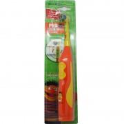 Phb Cepillo Electrico Junior Naranja