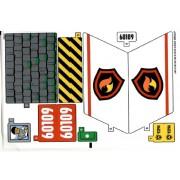 stk60109 Autocolant LEGO City 60109