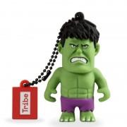 Tribe USB flash disk 16GB - Tribe, Marvel Hulk