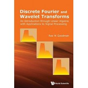 Discrete Fourier and Wavelet Transforms: An Introduction Through Linear Algebra with Applications to Signal Processing, Paperback/Roe W. Goodman