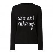 Armani Exchange Pullover mit Stretch-Anteil