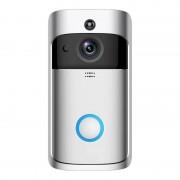 X Smart Home - Okos ajtócsengő HD kamera/ WIFI - ezüst