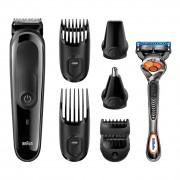 Тример за лице и коса Braun 8-in-one MGK3060