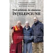 Trei prieteni, in cautarea intelepciunii. Un calugar, un filosof si un psihiatru ne vorbesc despre lucrurile esentiale (eBook)