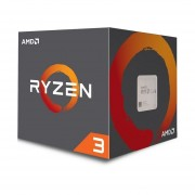 Procesador AMD Ryzen 3 1300X QuadCore 3.5 GHz 10 MB Socket AM4-Negro