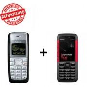 43ac7e00c Refurbished Nokia 1110 + Nokia 5310