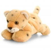 Ghepard de plus Keel Toys, 15 cm, 3 ani+