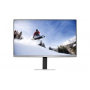"Monitor AOC 25"", Q2577PWQ, 2560x1440, LCD LED, IPS, 5ms, 178/178o, VGA, HDMI, DVI-D, DP, Lift, Pivot, Zvučnici, crna, 36mj"
