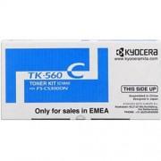 Toner KYOCERA TK-560C Cyan FS-C 5300DN