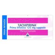 Angelini Spa Tachipirina Prima Infanzia 125 Mg Supposte 10 Supposte